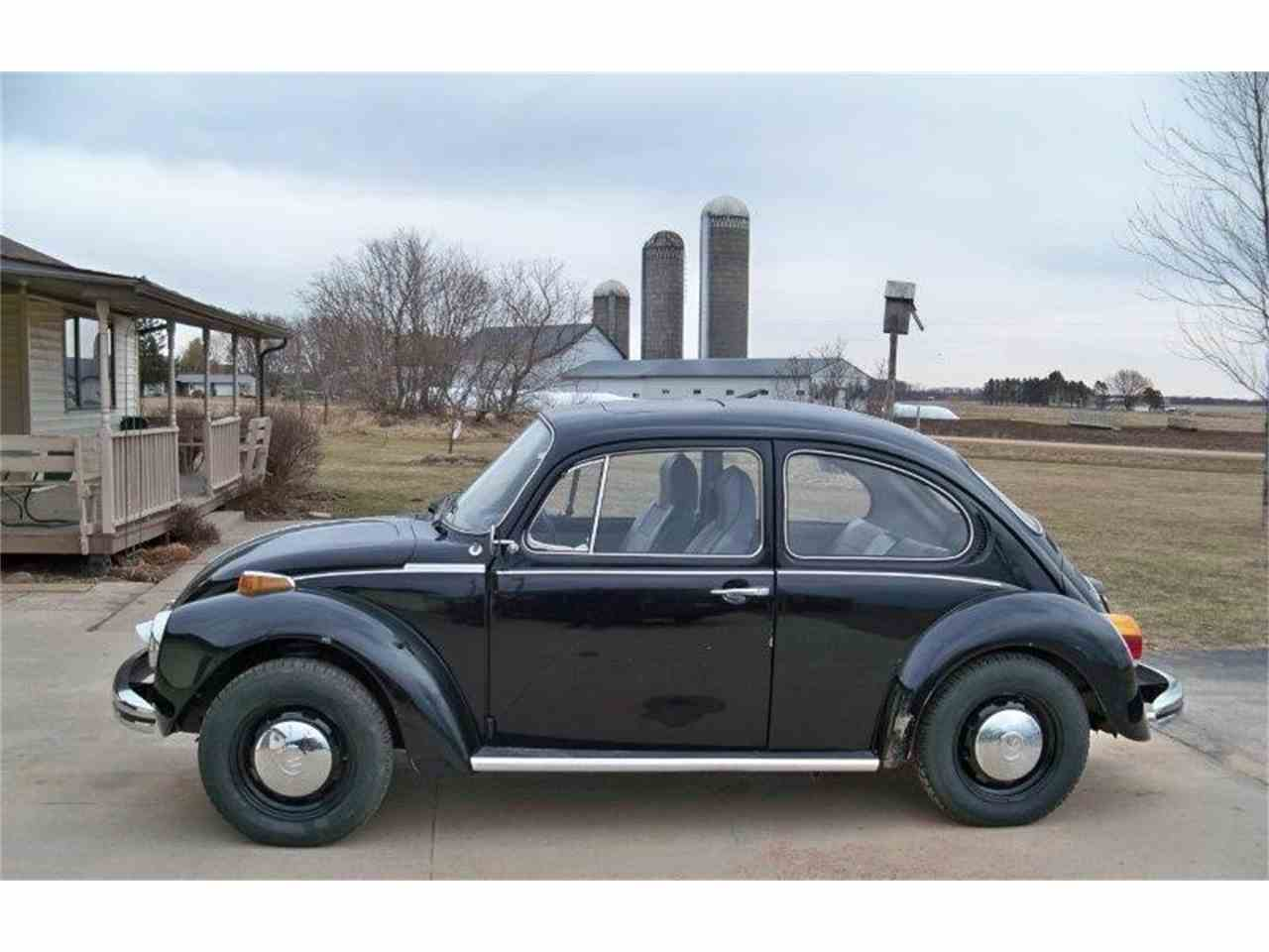 1973 Volkswagen Super Beetle For Sale Classiccars Com Cc 827885