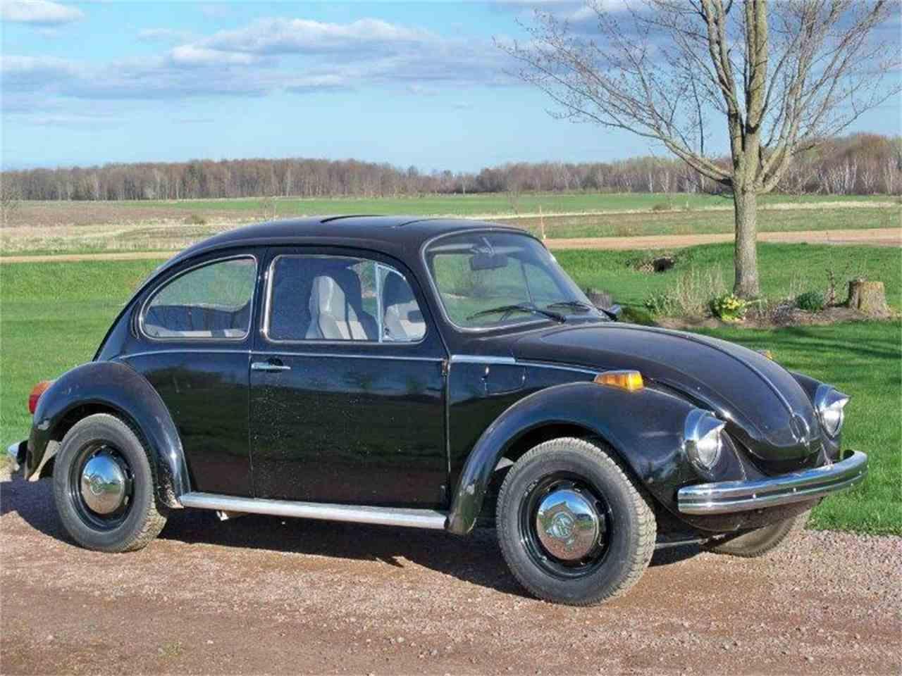 1973 Volkswagen Super Beetle For Sale Classiccars Com