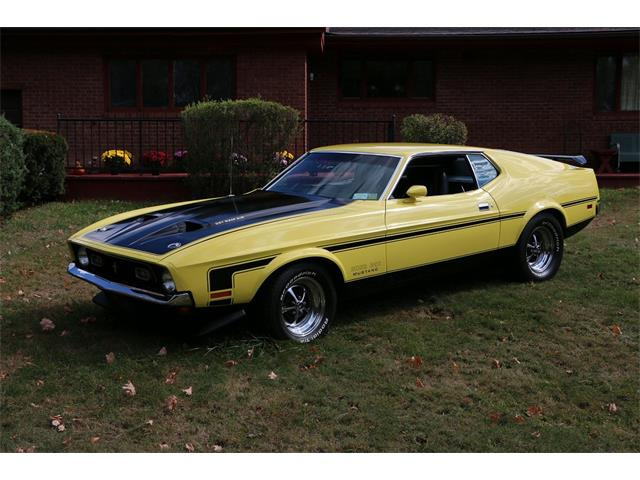 1971 Ford Mustang Boss | 827887