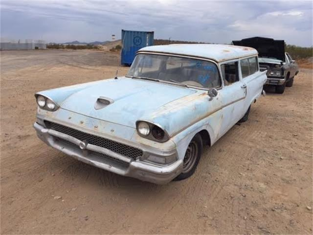 1958 Ford Ranch Wagon | 827888