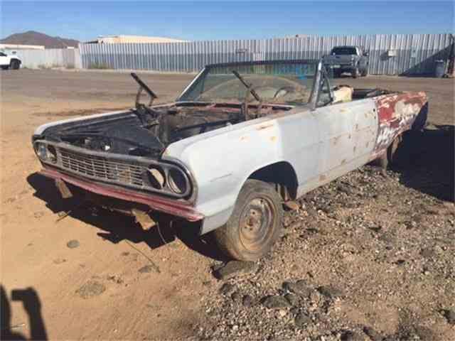 1964 Chevrolet Malibu | 827904