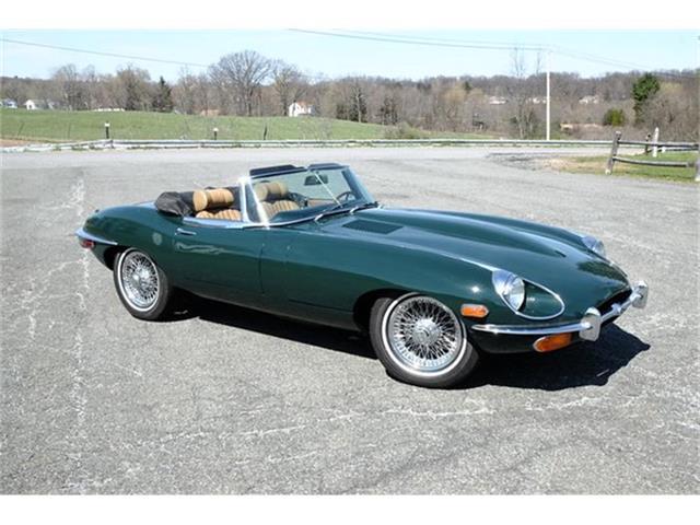1969 Jaguar XKE | 827909