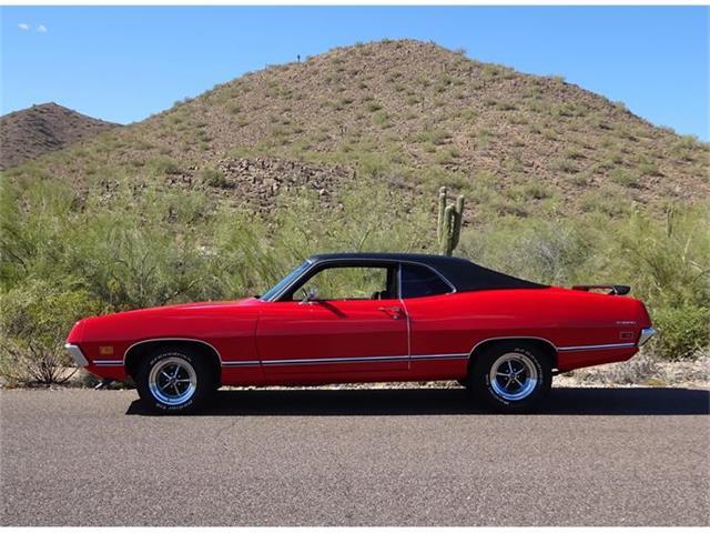 1971 Ford Torino   827916