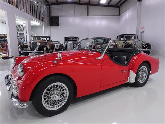 1963 Triumph TR3B | 827920