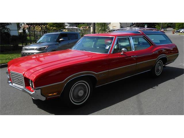 1972 Oldsmobile Vista Cruiser | 827928