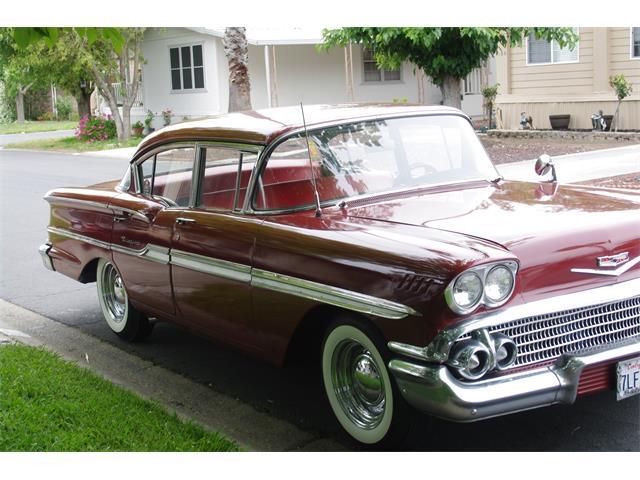 1958 Chevrolet Biscayne | 827942