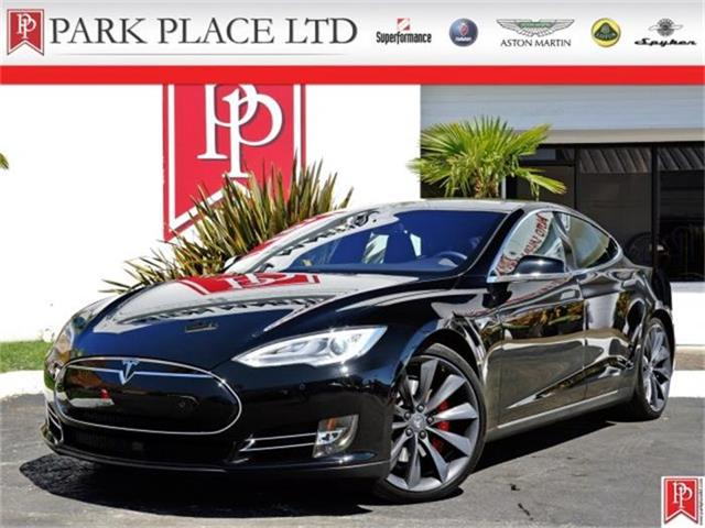 2015 Tesla Model S | 827973