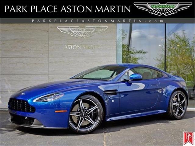 2016 Aston Martin V8 Vantage GTS | 827974