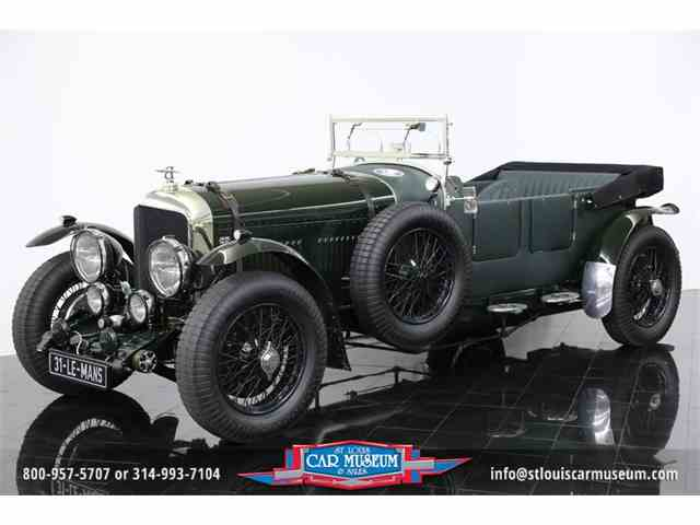 1931 Bentley Speed 8 Tourer By Racing Green Engineering LTD. | 827984