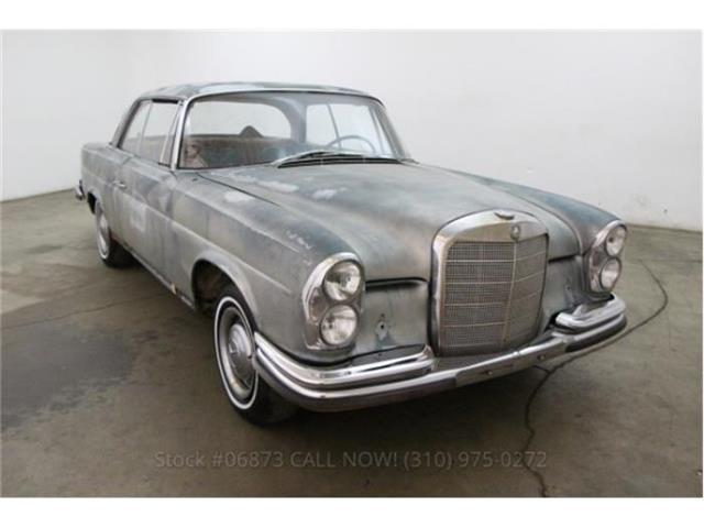 1967 Mercedes-Benz 250SE   828025