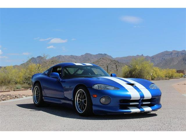 1997 Dodge Viper | 828040
