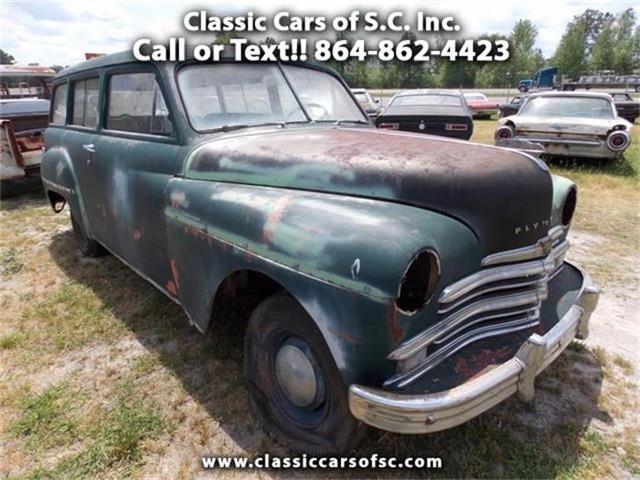 1949 Plymouth Suburban | 828065