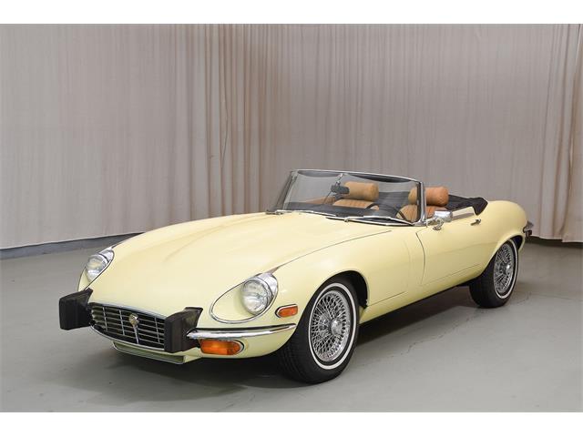 1974 Jaguar XKE | 820807