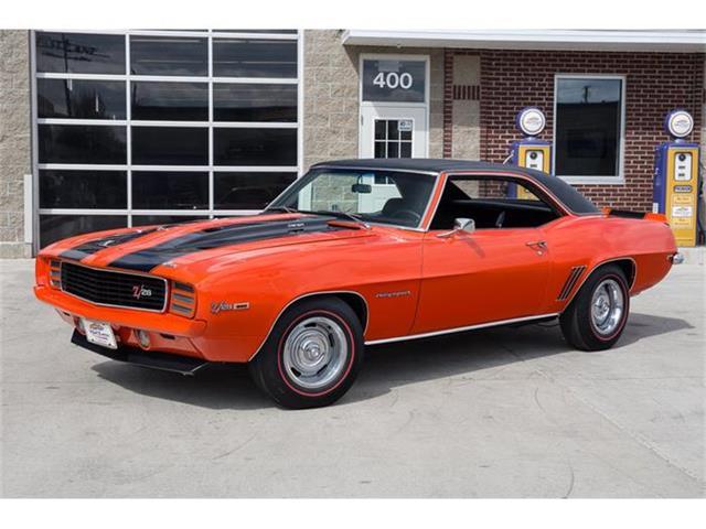 1969 Chevrolet Camaro | 828078