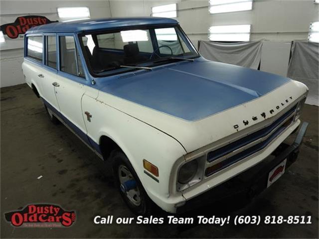 1968 Chevrolet Suburban   828112