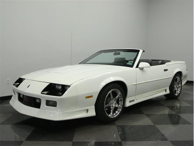 1992 Chevrolet Camaro Z/28 25th Anniversary | 828146