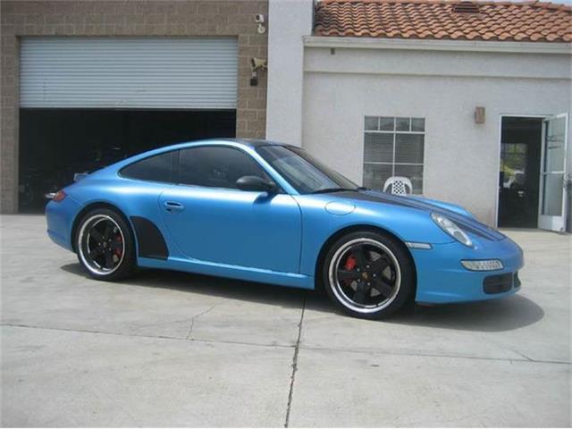 2006 Porsche 911   820817