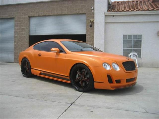 2007 Bentley Continental | 820818