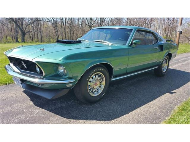 1969 Ford Mustang | 820820