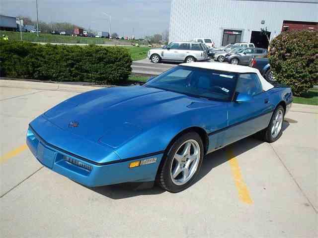1987 Chevrolet Corvette | 828243