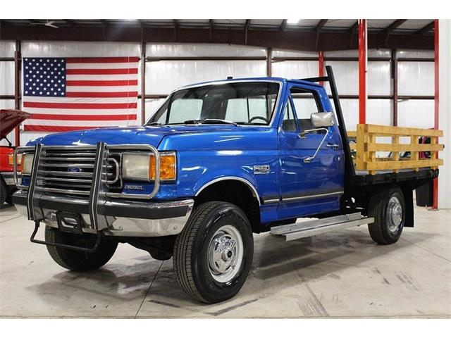 1991 Ford F250 | 820828