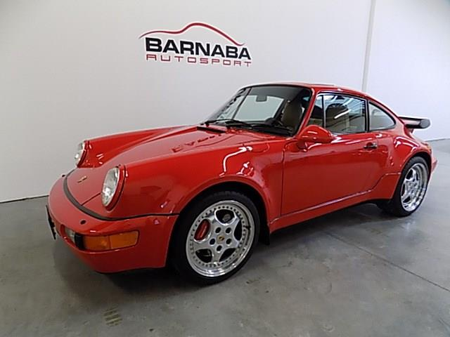1994 Porsche 911 Turbo | 820830