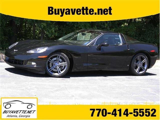 2008 Chevrolet Corvette | 820845