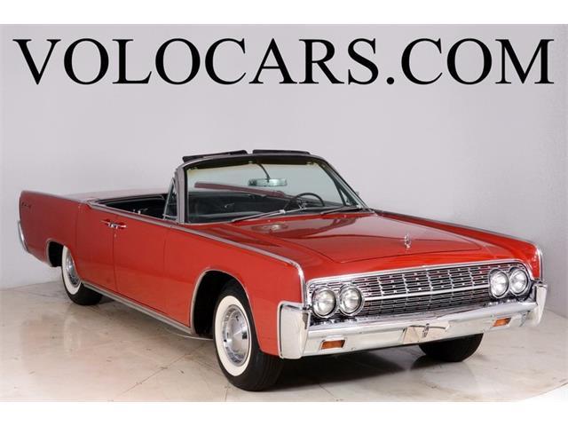 1962 Lincoln Continental   820846
