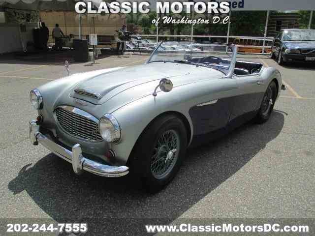 1959 Austin-Healey 3000 | 820855