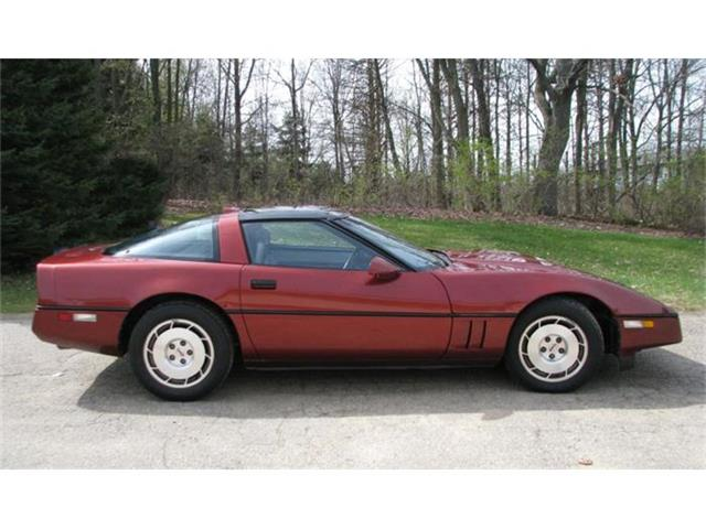 1986 Chevrolet Corvette Stingray | 828601
