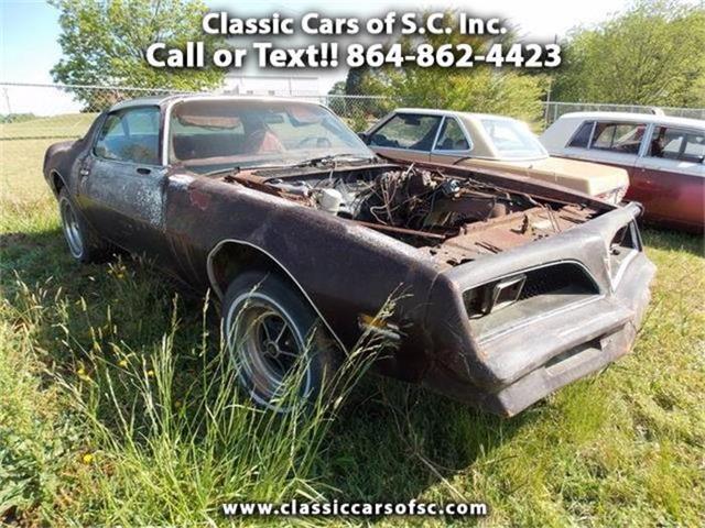1978 Pontiac Firebird | 820861