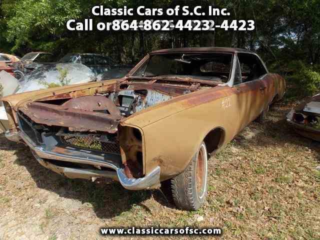 1967 Pontiac GTO | 820862