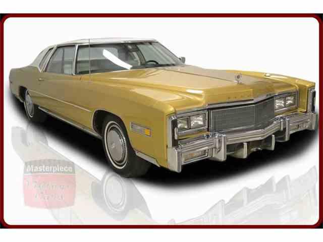 1977 Cadillac Eldorado | 828768