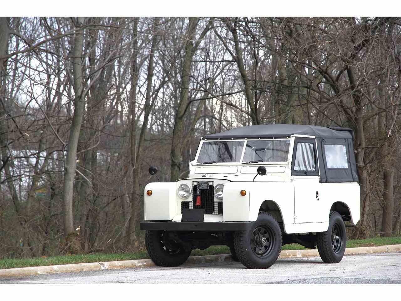 1971 Land Rover Santana for Sale - CC-828784