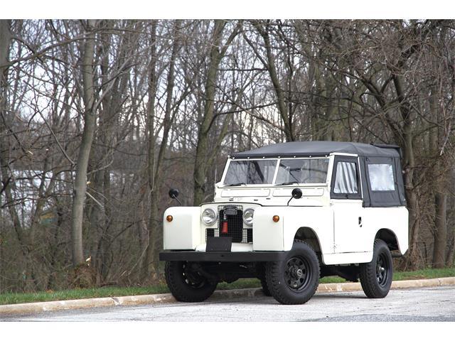 1971 Land Rover Santana | 828784