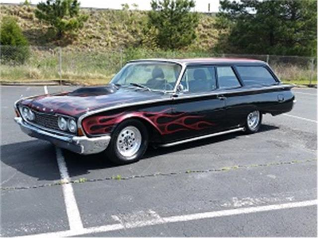 1960 Ford Ranch Wagon | 820882