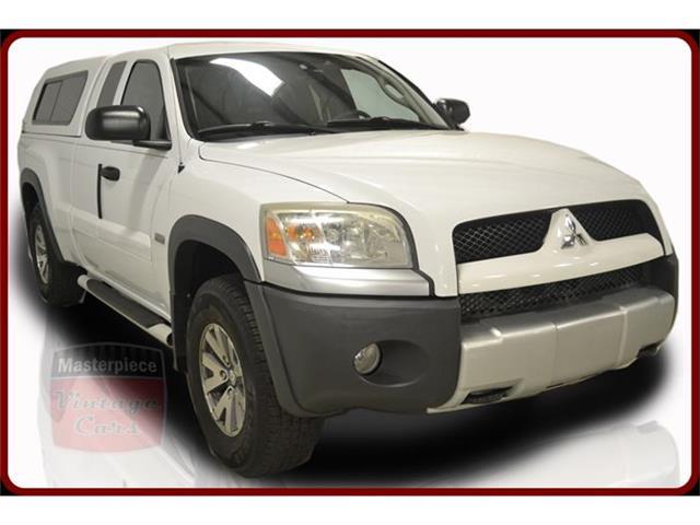 2006 Mitsubishi Raider | 828997