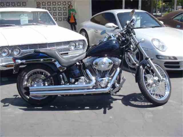2000 Harley-Davidson Softail   829174