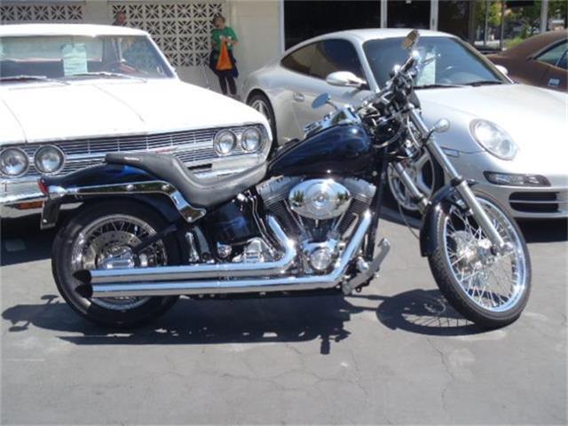 2000 Harley-Davidson Softail | 829174