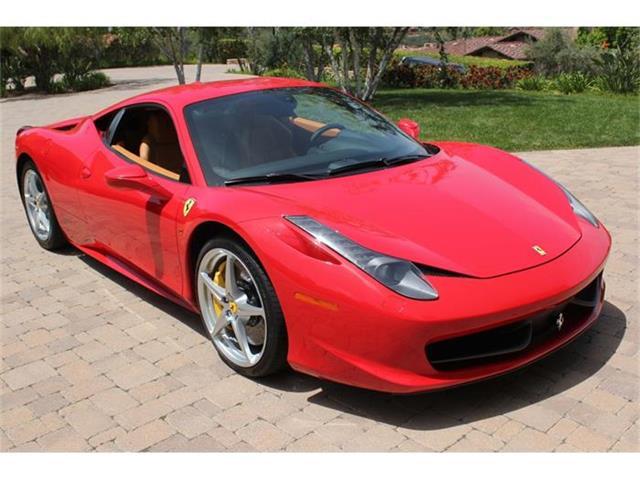 2015 Ferrari 458 Italia | 829178