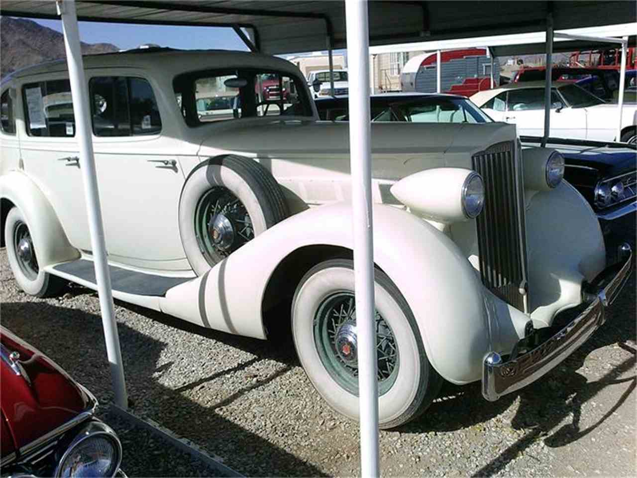 1935 Packard 4-Dr for Sale - CC-829181