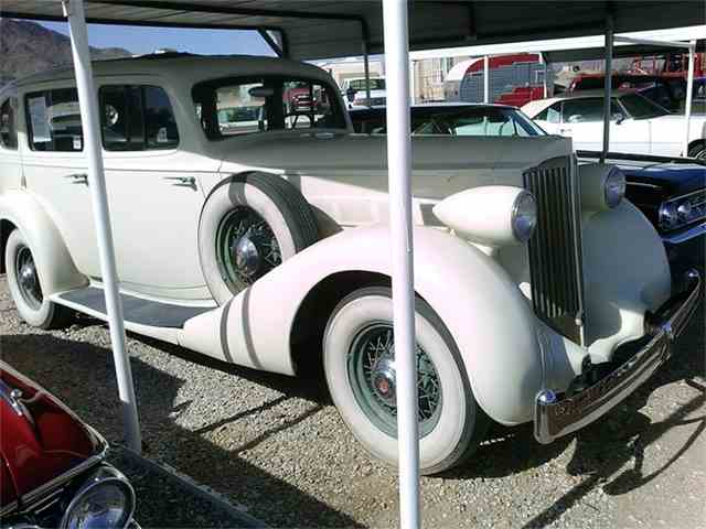 Picture of 1935 4-Dr - $39,980.00 Offered by Desert Gardens Classic Cars - HRST