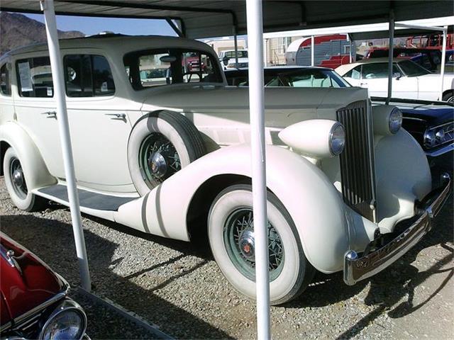 1935 Packard 4-Dr | 829181