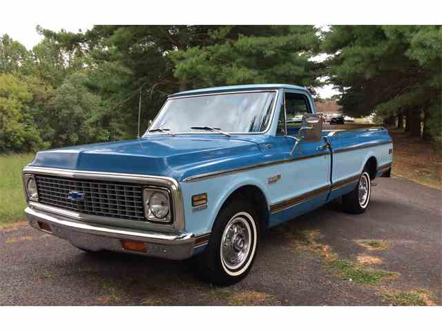 1972 Chevrolet C/K 10 | 829182