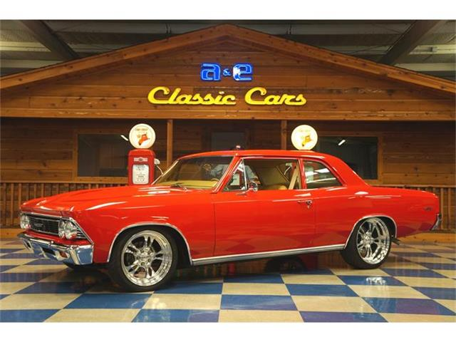 1966 Chevrolet Chevelle 300 Deluxe | 829190