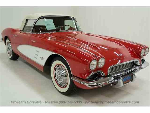 1961 Chevrolet Corvette | 829193