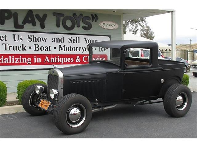 1930 Ford 2-Dr Coupe | 829203