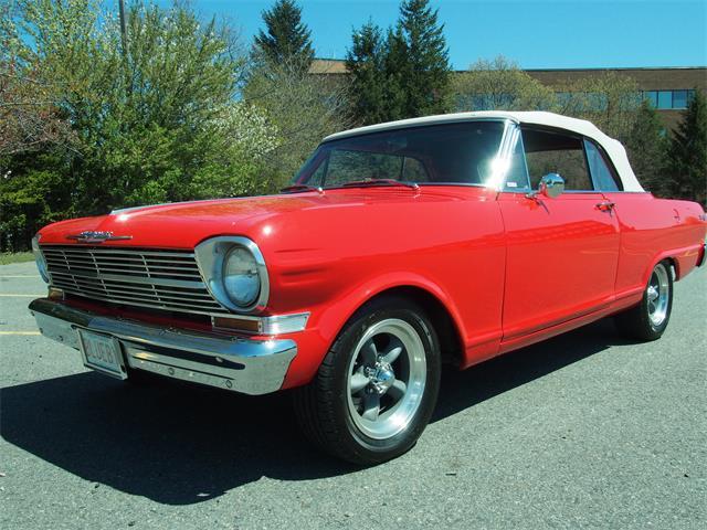 1962 Chevrolet Nova | 829204