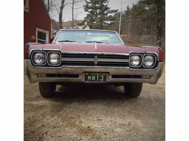 1966 Oldsmobile Cutlass | 829216
