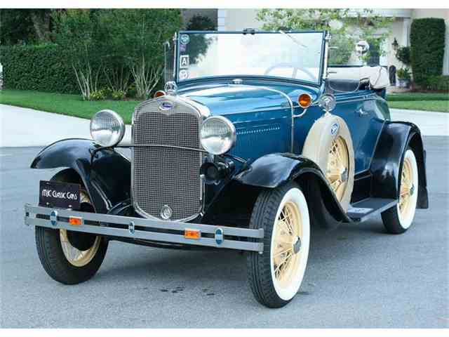 1930 Ford Model A | 829219